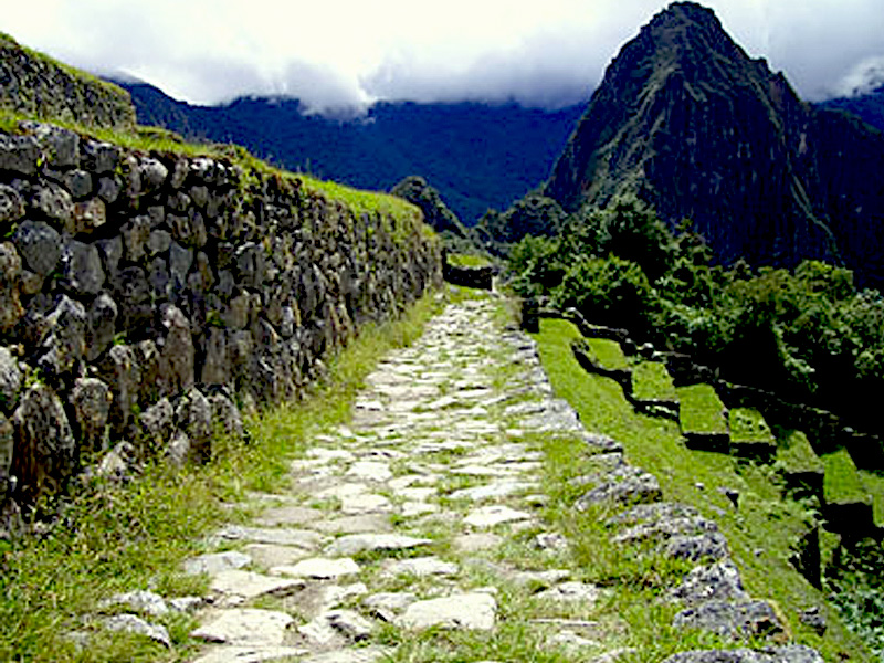Inca Trail 2 Days Aguas Calientes Machu Picchu