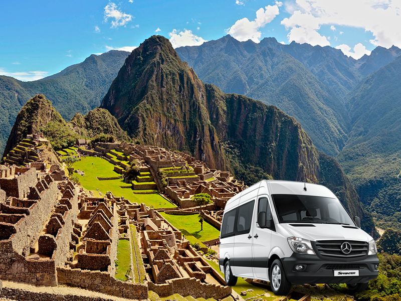 Machu Picchu by Car 2 days