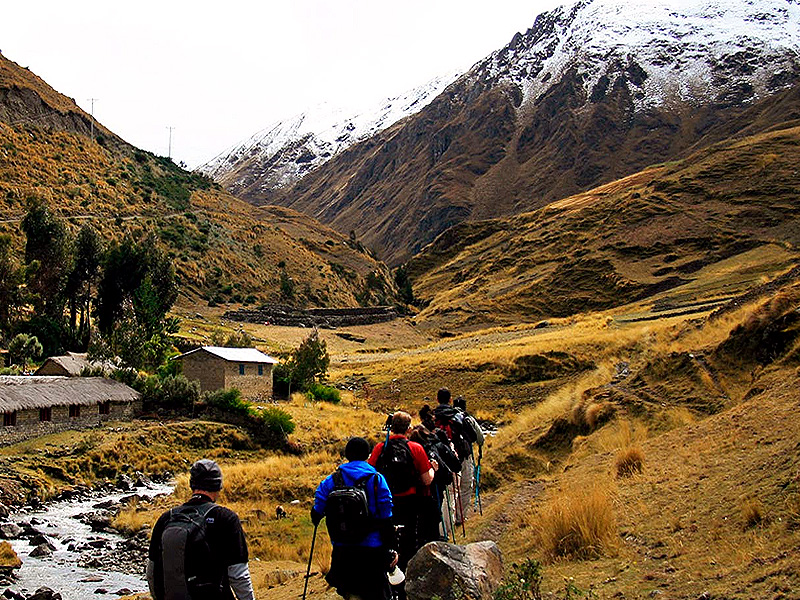 Lares Trek 4 Days Cusco Lares Trek hot spring baths